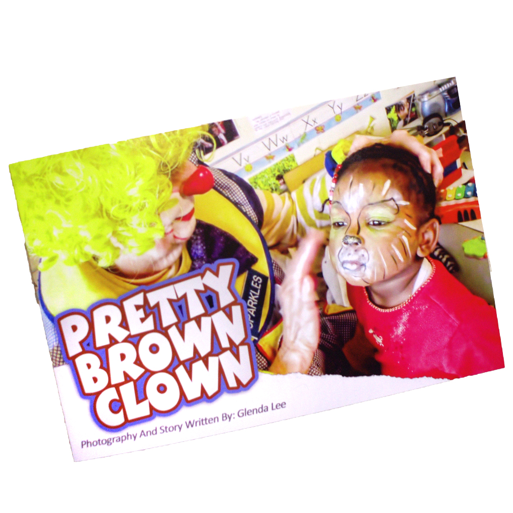 Pretty Brown Clown Book